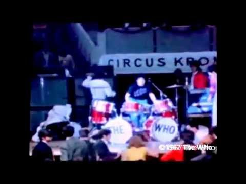 The Who Sell-Out Deluxe Promotional Film Various Locations 1967