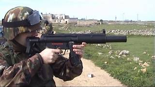 2 t jg golden bow mp5 m733 ak47 csb brindisi softair airsoft