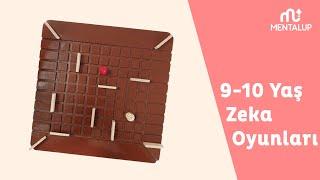 9-10 Yaş Zeka Oyunları | En Güzel, En Faydalı Oyun Önerileri