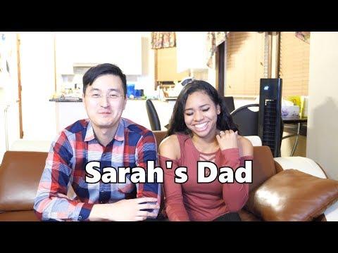 Muslim Dad's Reaction to His Daughter Marrying A Korean Man