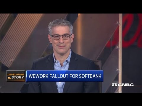 If anyone can figure out WeWork's value, it's SoftBank: Pro