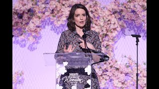 Tina Fey Women Are Not 'Cappuccino Machines'