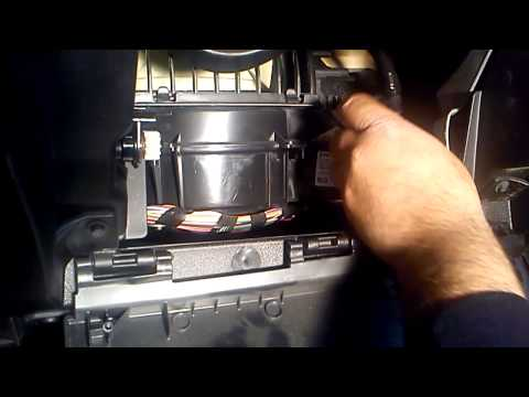 chevy blend door actuator replacement 2006 2013 impala. Black Bedroom Furniture Sets. Home Design Ideas