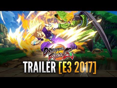 DRAGON BALL FIGHTERZ : E3 TRAILER (1080p)