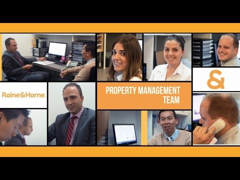 Property Management Team - Raine & Horne Concord
