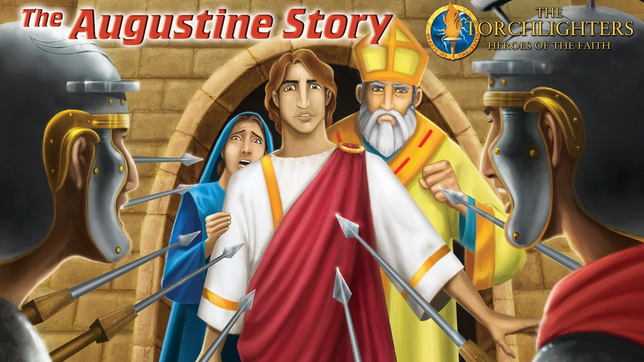 The Torchlighters: The Augustine Story (2013) (Spanish) | Full Episode | Russell Boulter