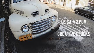 Leica M2 (POV) + Overcoming Creative Blocks!