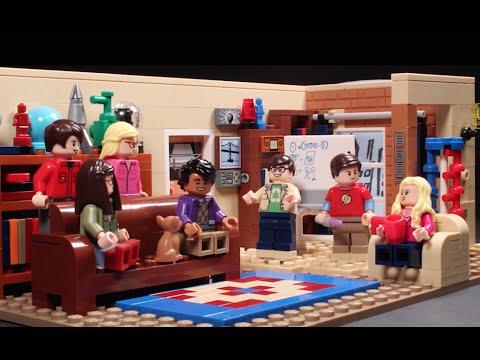 LEGO® Build Zone - The Big Bang Theory - Season 2 Episode 18