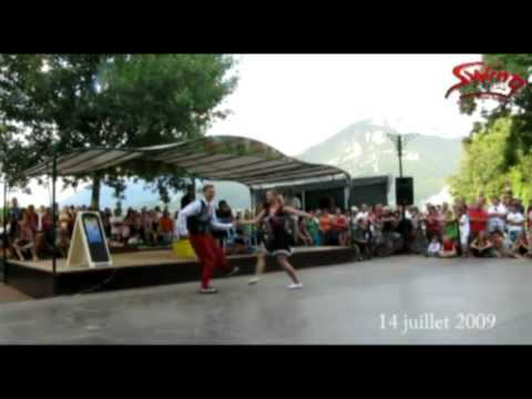 06 Solenn & Yann-Alrick dans un Boogie-Woogie rapide