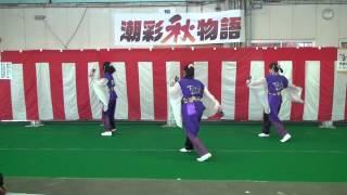 潮彩秋物語2013 天神雷舞.