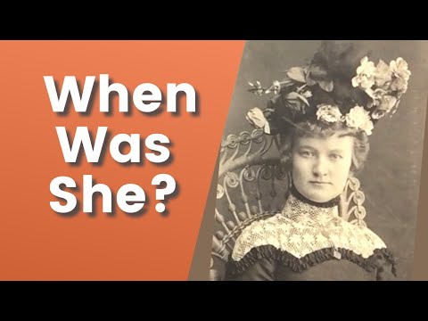 Date Your Old Photos: Tips from the Photo Detective