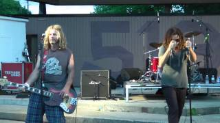 TEENAGE HEAD Live at the 519 Punk Fest in Guelph Ontario July 14th 2012