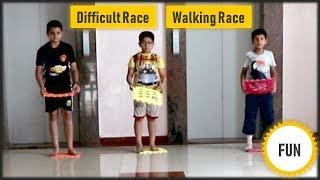 Race Game   Party Game for kids   Walking Race   Picnic Game 2019