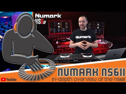 Numark NS6ii Overview @ Getinthemix.com