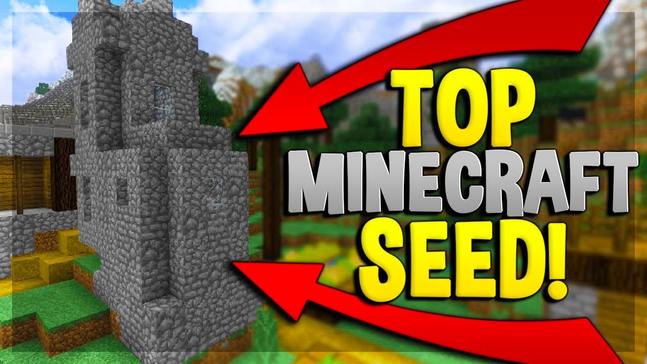 Top Minecraft Seeds