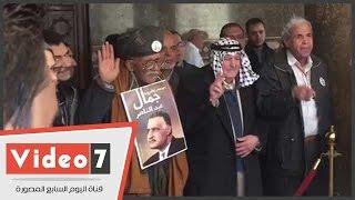 بالفيديو..قصيدة شعر من محبى جمال عبد الناصر فى ذكرى ميلاده ال 99