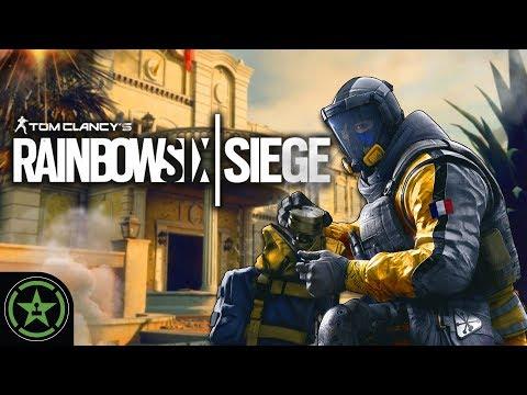 Let's Play - Rainbow Six: Siege - Lion and Finka DLC
