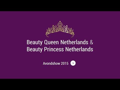 Beauty Princess Netherlands & Beauty Queen Netherlands 2015 (Avond)