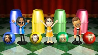 Wii Party Minigames - Player Vs Oscar Vs Giovanna Vs Holly