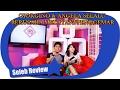 GIORGINO ABRAHAM & ANGELA GILSHA SELALU BERUSAHA MELAYANI PENGGEMAR (SELEB REVIEW)