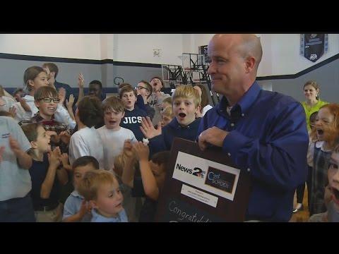 James Island Christian School receives News 2 Cool School award