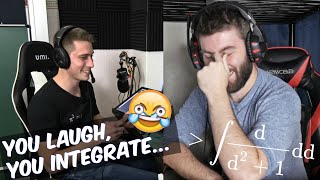 You Laugh, You Integrate... [ feat. @Andrew Doтson ]