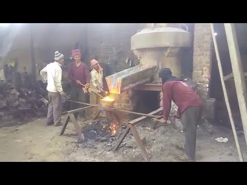C.I CASTING IN Cupola furnace PART-1