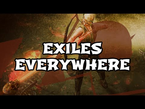 Path of Exile Race Commentary: EXILES EVERYWHERE (ALONG WITH ZIGGY CORPSES!)