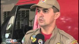 Bebê sofre queimaduras em acidente doméstico no Conjunto Mister Thomas (15/09)