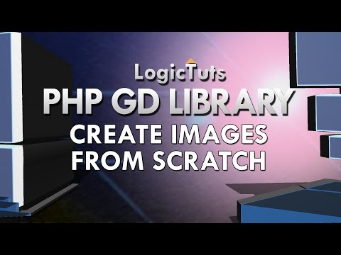 Learn to Create Image In Php - GD Library