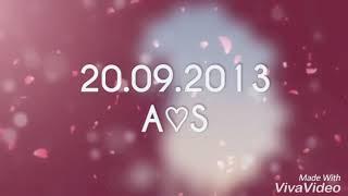 5ci yılımız kutlu olsun Hayatım..💖