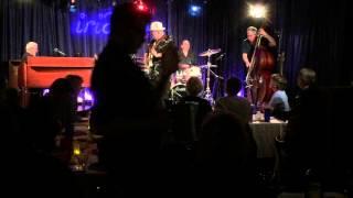 The Duke Robillard Band - The Iridium, NYC - 4.10.15