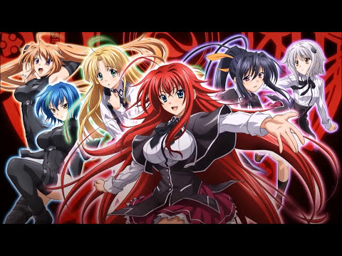 High School DxD Season 4 New Characters