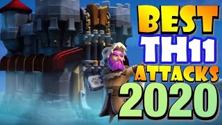 Updated for 2020 - BEST TH11 Attack Strategies in Clash of Clans