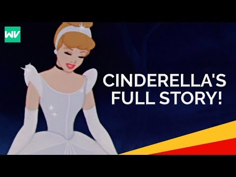 Cinderella's Full Story   Her Enslavement and Stepfamily : Discovering Disney Princesses