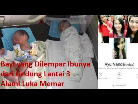 Bayi yang Dilempar Ibunya dari Gedung Lantai 3 Alami Luka Memar Mp3