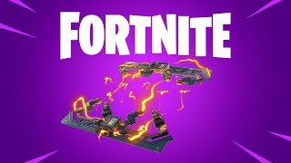 Nuevo objeto de Fortnite: trampa electrocutadora
