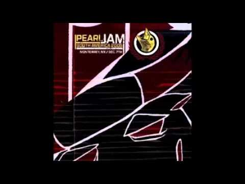 Pearl Jam - Monterrey, Mexico 2005 (December 7th)