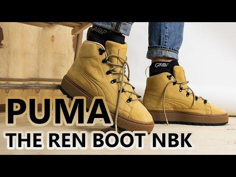 c08ba9762df PUMA The Ren Boot NBK | ГОВНО БОТЫ (сугубо мое мнение) - YouTube