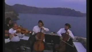 Fantastic Music - Incredible Setting (Gioconda's Smile On the Rooftops of Santorini)