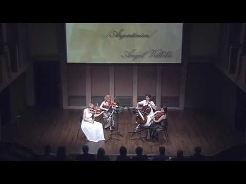 1396 - FEMALE CLASSICAL QUARTET