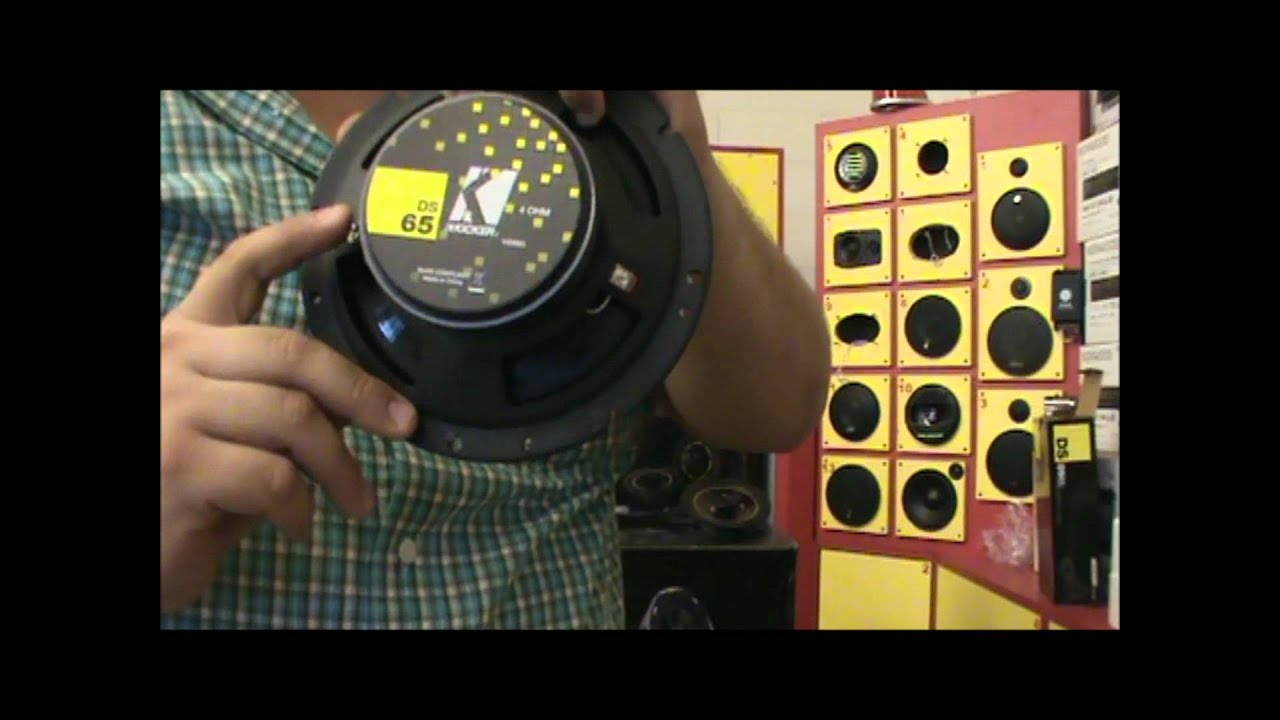 kicker ds65 2011 review car audio speakers kicker ds65 2011 review car audio speakers