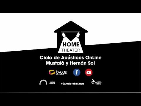 HOME THEATER  MUSTAFA Y HERNÁN SOL