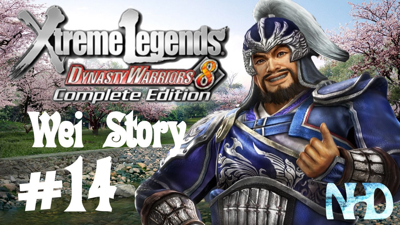 Dynasty Warriors 8 XLC...