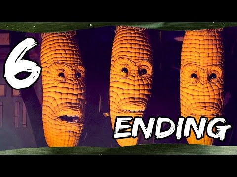 Maize | DESTINY OF THE CORN! | Part 6 (ENDING), Playthrough Gameplay