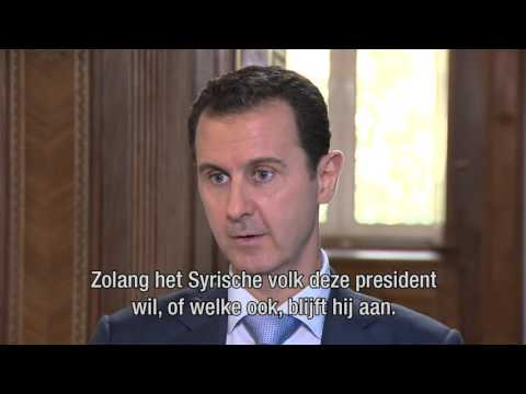 Interview Dutch state media with president Bashar al-Assad (full interview)