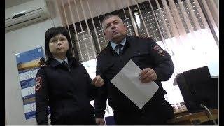 Фантазии ИДПС Максимова и Артемьева не оценили в ГИБДД г.Усть-Лабинска