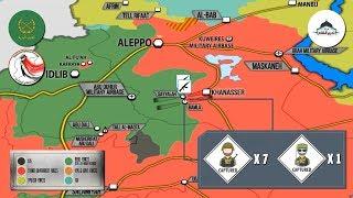 21 декабря 2017. Военная обстановка в Сирии. Срыв соглашения правительства и ан-Нусры в Дамаске.