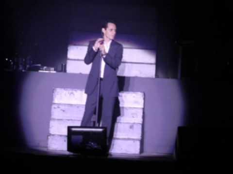 Marc Anthony en el Monumental -  Volando entre tus brazos - Salsa de Pelicula