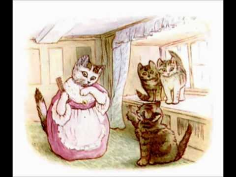 TheTale of Tom Kitten by Beatrix Potter